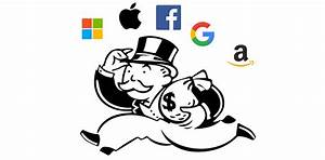 'Big Tech' isn't one big monopoly – it's 5 companies all ...