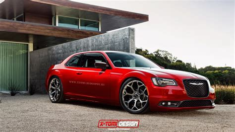 Chrysler 300 Coupe by 2015 Chrysler 300 Coupe Is A Pipe Autoevolution