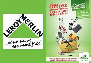 Univers Habitat > marché Brico Jardin > L'occasion à l'honneur chez Leroy Merlin!