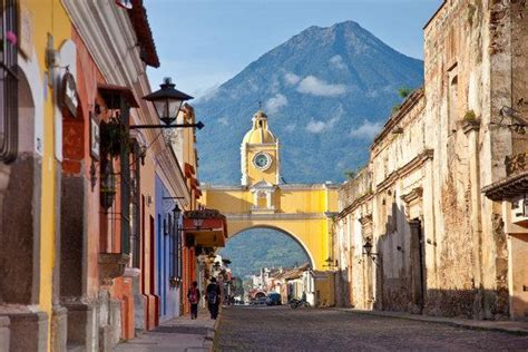A Guide To Antigua Guatemala A Candy Colored City Framed