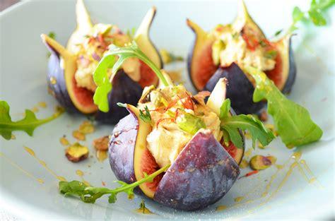 cuisiner des figues fraiches salade de figues express d 39 épices