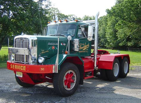 Autocar Heavyhauling Trucks New