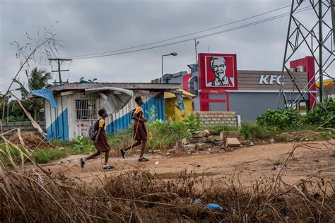 Obesity Was Rising As Ghana Embraced Fast Food. Then Came
