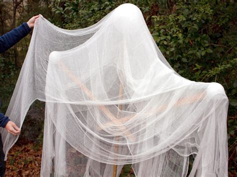 Halloween Ghost Decorations | How to Make a Ghost | HGTV