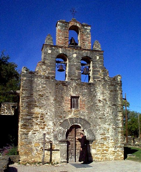 Mission Espada Restored for Worship and History