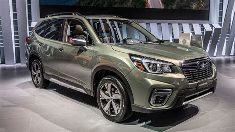 Subaru Forester 2020 Colors by 2020 Subaru Forester Release Date Exterior Price