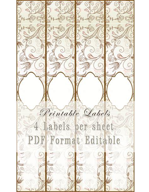 printable labels ashlisoapblog
