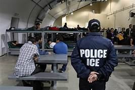Democrats Wall Deal Seeks To Limit ICE's Ability To House Criminal Illegal Immigrants…