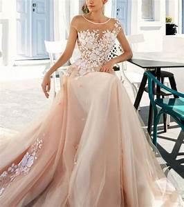robe de mariee rose pale les robes sont populaires With robe de mariée rose pale