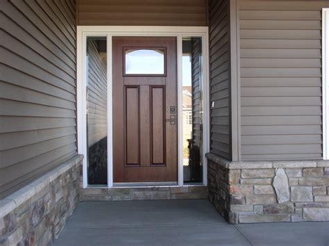 exterior front doors tips on choosing the right exterior doors ward log homes
