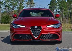 Alfa Romeo Giulia Quadrifoglio Occasion : 2017 alfa romeo giulia quadrifoglio review test drive ~ Gottalentnigeria.com Avis de Voitures