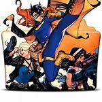 Prey Icon Folder Batgirl Birds Deviantart