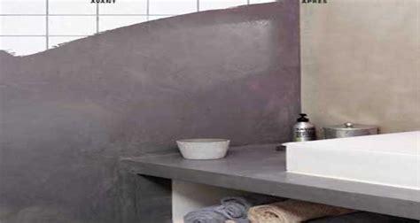 beton cire sur carrelage de cuisine béton ciré sur carrelage conseils pour bien faire et