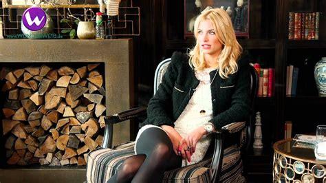lena gercke im interview mit wunderweib youtube