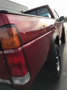 1993 Nissan D21 Hardbody Pick Up 4x4 Extended King Cab 4