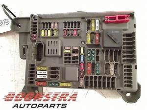 Used Bmw X5  E70  3 0d 24v Fuse Box