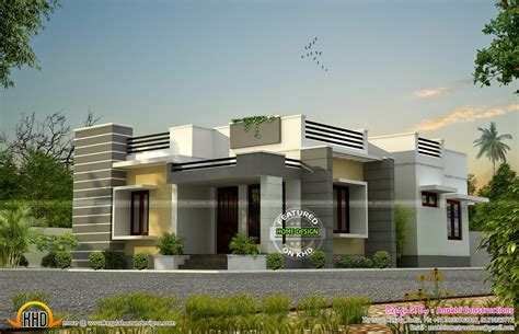 Nice Budget House Design  Kerala Home Design And Floor Plans