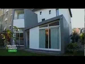 R U00e9novation D U0026 39 Une Maison Classique En Maison Contemporaine Atypique