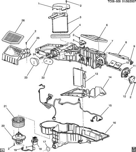 2000 Chevy Suburban Heater Diagram by 46 1999 Suburban Heater Hose Diagram 1999 Suburban 1500