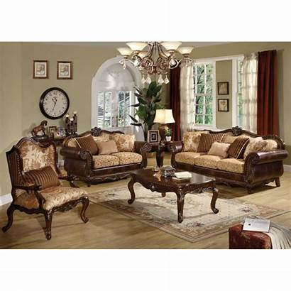Loveseat Sofa Sets Couch Living Sofas Leather