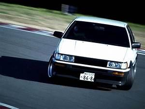 Movie  Keiichi Tsuchiya U0026 39 S Driving Impression Of The Ae86
