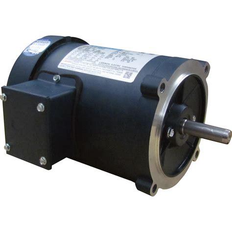 1 2 Electric Motor by Leeson General Purpose Electric Motor 1 2 Hp 1 725 Rpm