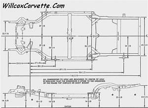 1984 Corvette Frame Diagram