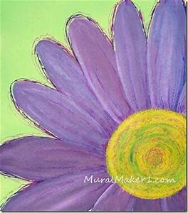 1000+ ideas about Flower Painting Canvas on Pinterest ...