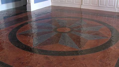 Concrete Flooring Ideas   Wynn Residence   YouTube