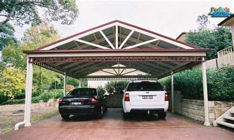 woodwork  standing carport designs  plans