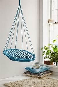 Indoor Hammock Chair DIY | Special interior design ...