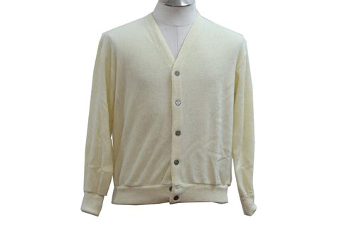 jcpenney mens sweaters 1980 39 s vintage jc penney caridgan sweater 80s jc penney