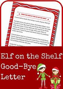 Elf on the shelf good bye letter a grande life for Goodbye letter from elf on the shelf template