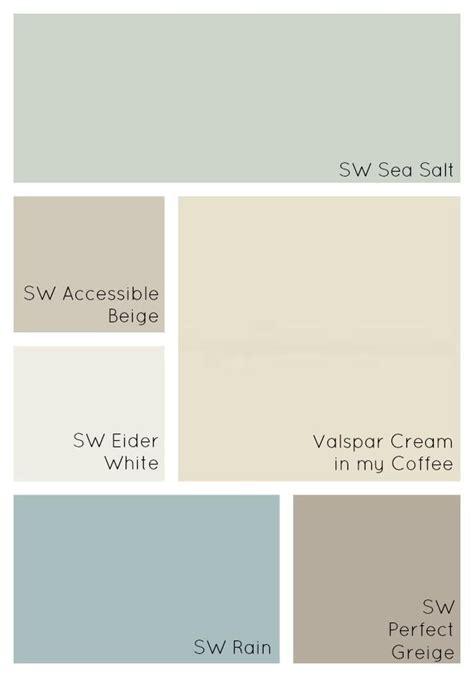 25 best ideas about cottage paint colors on