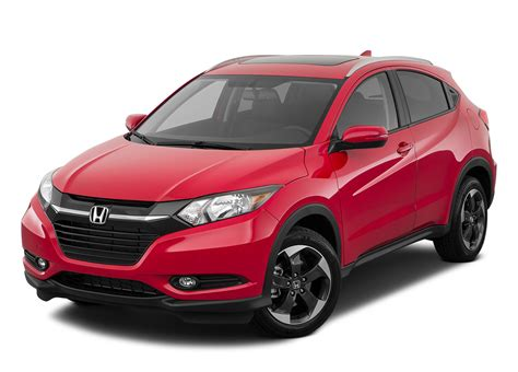 2018 Honda Hrv At Mossy Honda Lemon Grove In San Diego County