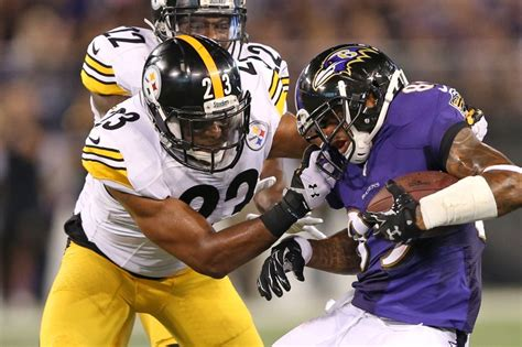 pittsburgh steelers baltimore ravens  rivalry  nfl