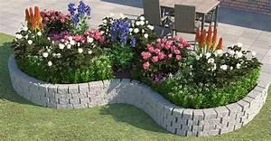 Beet ganz einfach anlegen gestalten obi gartenplaner for Garten planen mit deko bonsai kunststoff