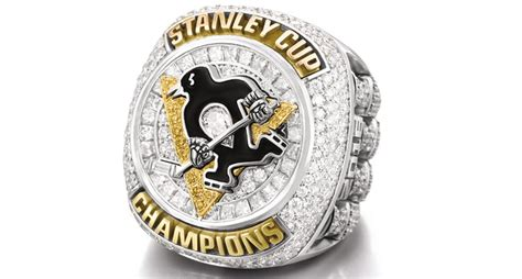 fun facts   penguins stanley cup rings
