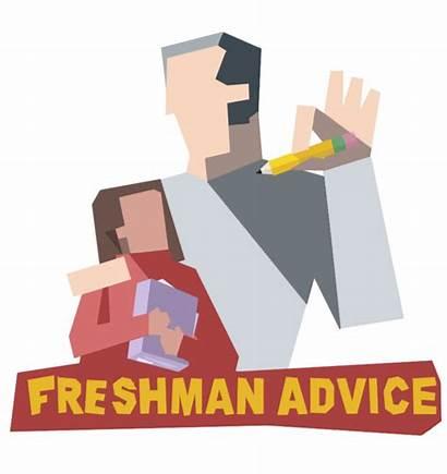 Advice Freshmen Upperclassman Freshman Alp
