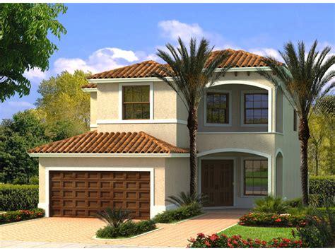 Tropical Hill Florida Home Plan 106d-0044