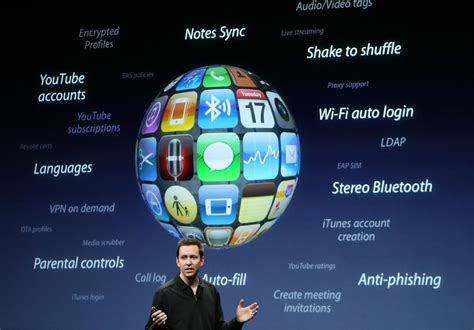 iphone operating system apple previews new iphone operating system zimbio