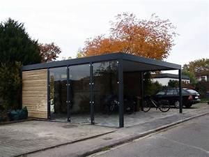 Carport Holz Modern : carport designs die neuesten trends ~ Markanthonyermac.com Haus und Dekorationen