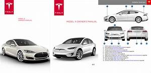 All Of Tesla U0026 39 S User Manuals  Emergency Guides And Warranty