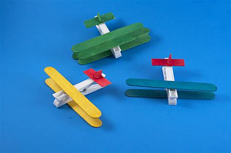 clothespin airplanes for preschoolers 183 kix cereal 196 | clothespin airplanes 2