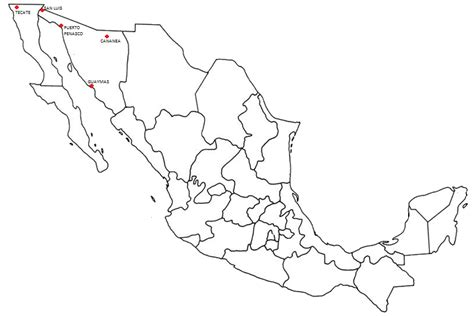 mexico map drawing  getdrawingscom   personal