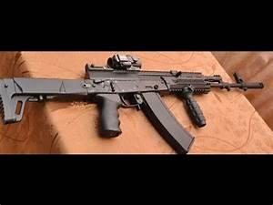 Russian assault rifle Ak-12/Ruska jurišna puška Ak-12 ...