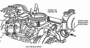 I Have A 1995 Gmc Jimmy  I Have Problems With The Egr Valve  It Gets Bits Of Carbon Accumulation