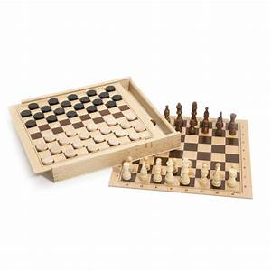 Jeu D échec Design : jouets des bois jeu de dames et jeu d 39 chec en bois jeu jura ~ Preciouscoupons.com Idées de Décoration
