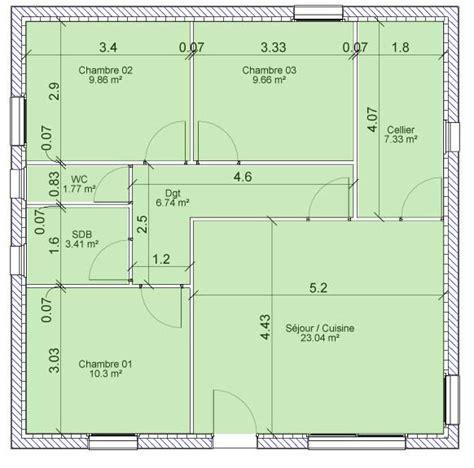surface minimale pour une chambre définition de la surface habitable par les hauteurs de