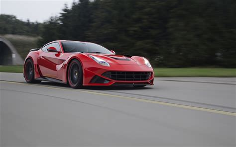 Novitec Ferrari F12 Berlinetta N Largo 2018 Widescreen